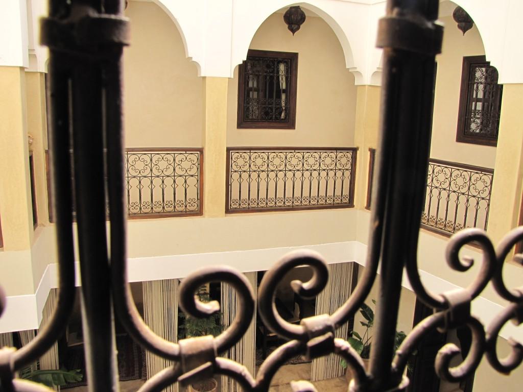 Riad no Marrocos