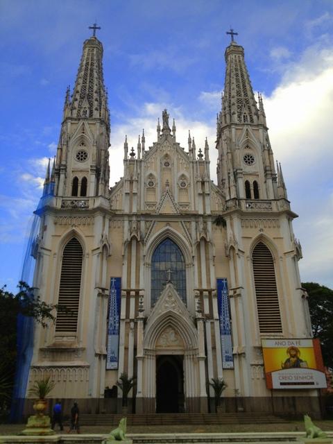 Catedral Metropolitana de Vitoria