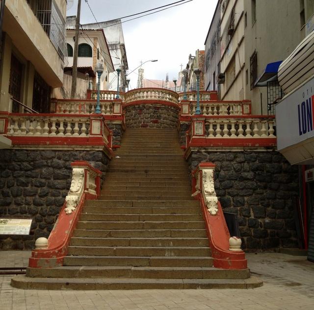 Escadaria São Diogo