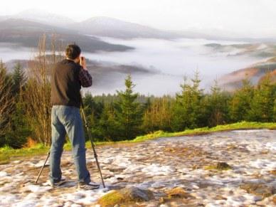 highlands fog lha de Skye e Highlands