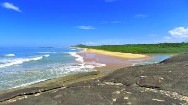 Praia Dúle Parque Estadual Paulo César Vinha
