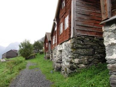 casas anigas Noruega fiordes noruegueses