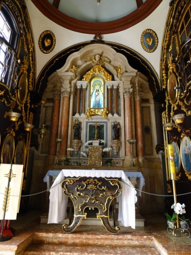 convento da penha interior