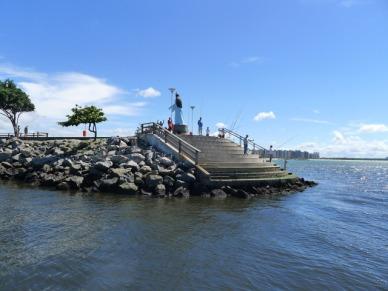 Pier de Iemanja
