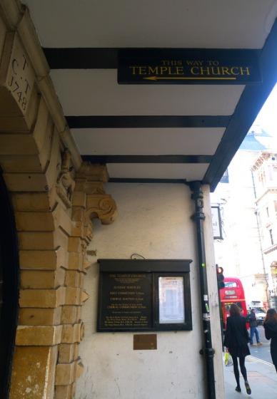 temple entrada