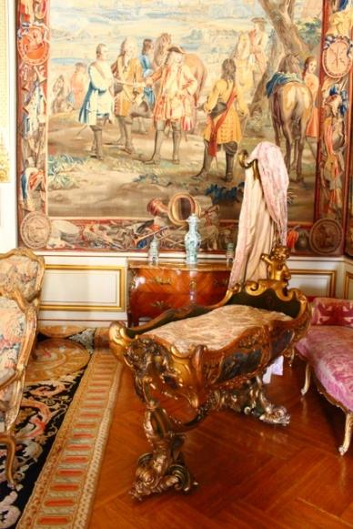 berco de ouro Palácio de Blenheim