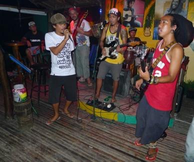 El Nido Reggae bar
