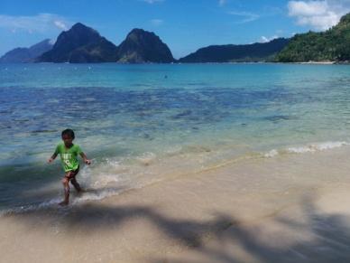 Las Cabanas praia