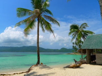 paraiso nas Filipinas