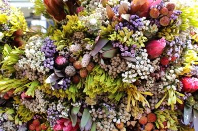 Buque flower market