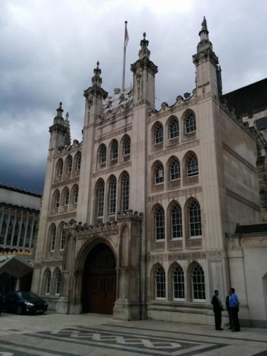 Guildhall atrações pouco visitadas de Londres