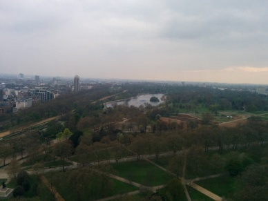 vista do Hyde Park