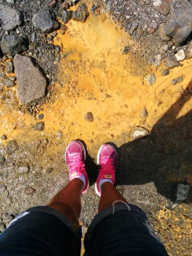Cores do Pinatubo