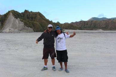 Pinatubo guia vulcão nas Filipinas