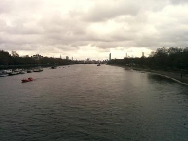 Albert Bridge vista