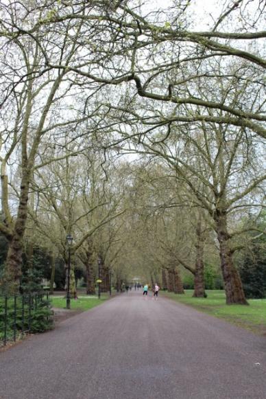 Battersea park arvores Atrações pouco visitadas de Londres