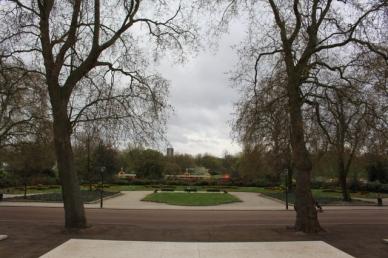 Battersea Park Jardim
