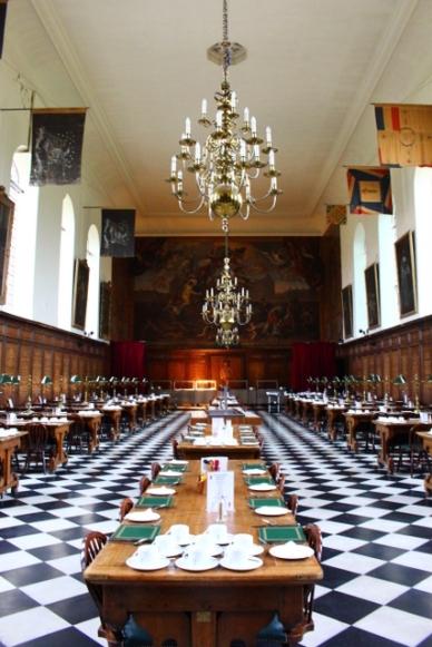 Great Hall Atrações pouco visitadas de Londres