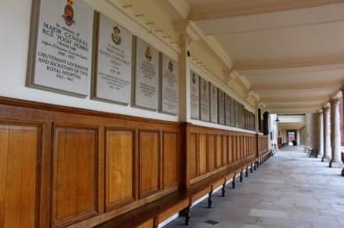 Royal Hospital Chelsea corredor