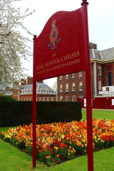 Royal Hospital Chelsea Atrações pouco visitadas de Londres